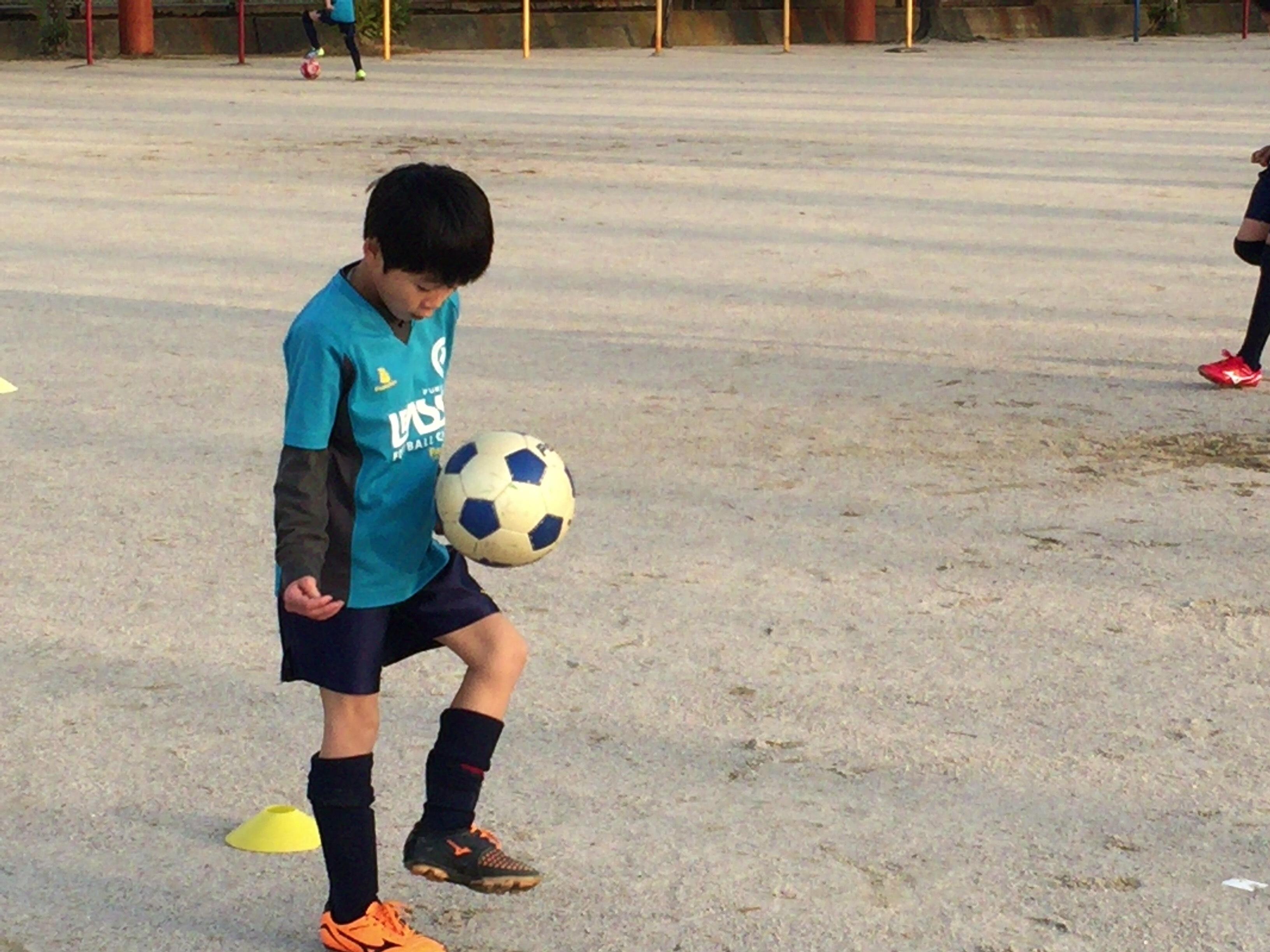 サッカー初心者の方、新しくサッカーを始めさせたいと考えている保護者の方必見!!