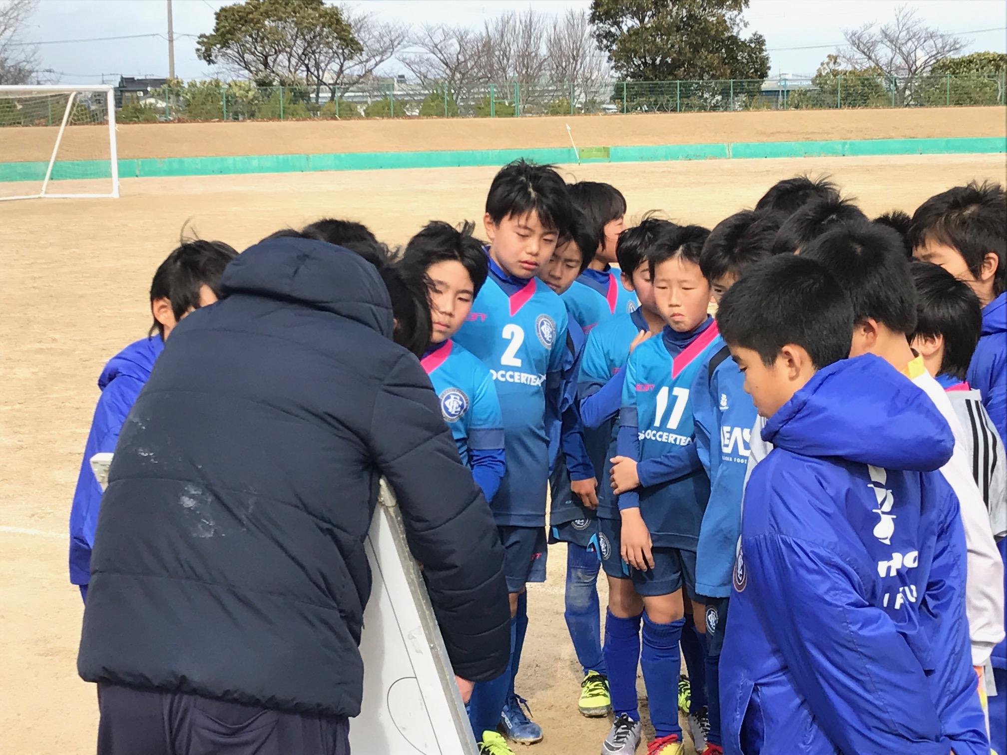 U-11 ・1st 福岡支部2部リーグ vs 東月隈 結果速報