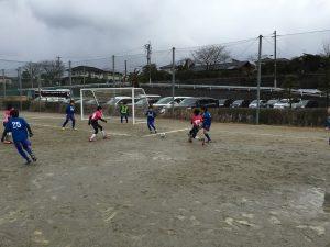 ジュニアユース(中学生)福岡市長杯予選開幕!