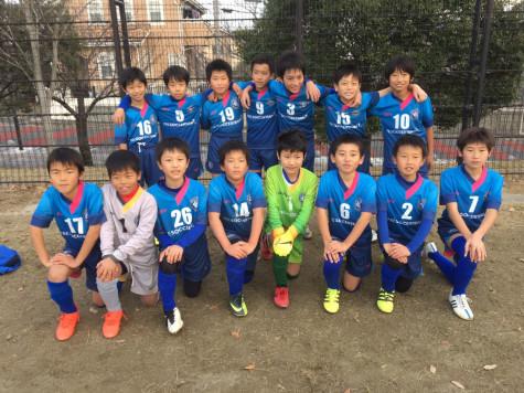 U-11 2nd 福岡支部 4部 後期リーグ 第4・5節 12/18開催 結果