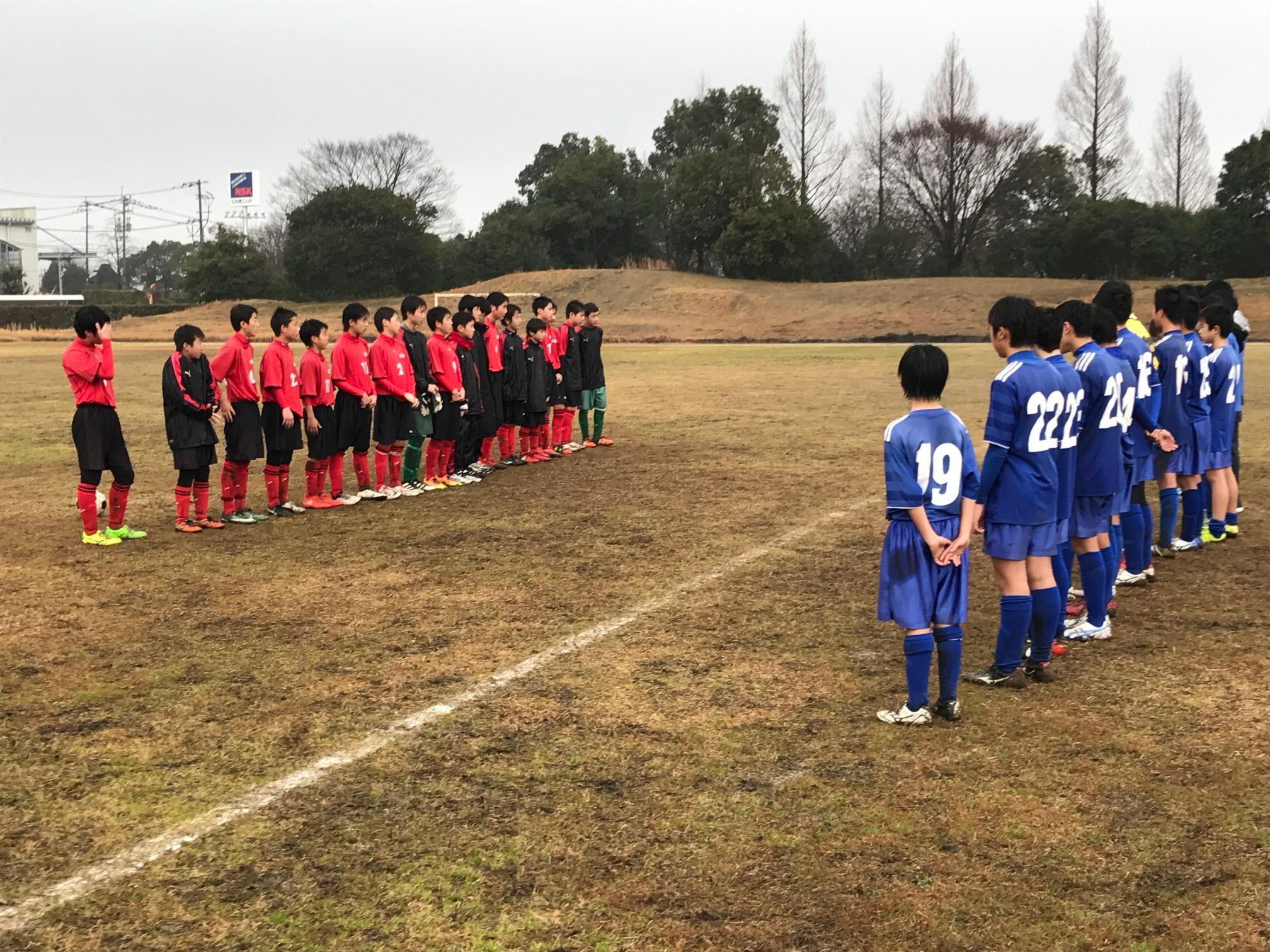 福岡市長杯 U-12 2nd vs レイルス, vs東福岡