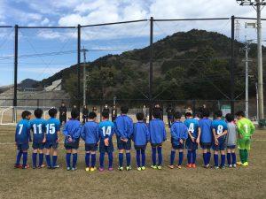 U-11・1st 福岡支部2部リーグ vs ジャクパ戦