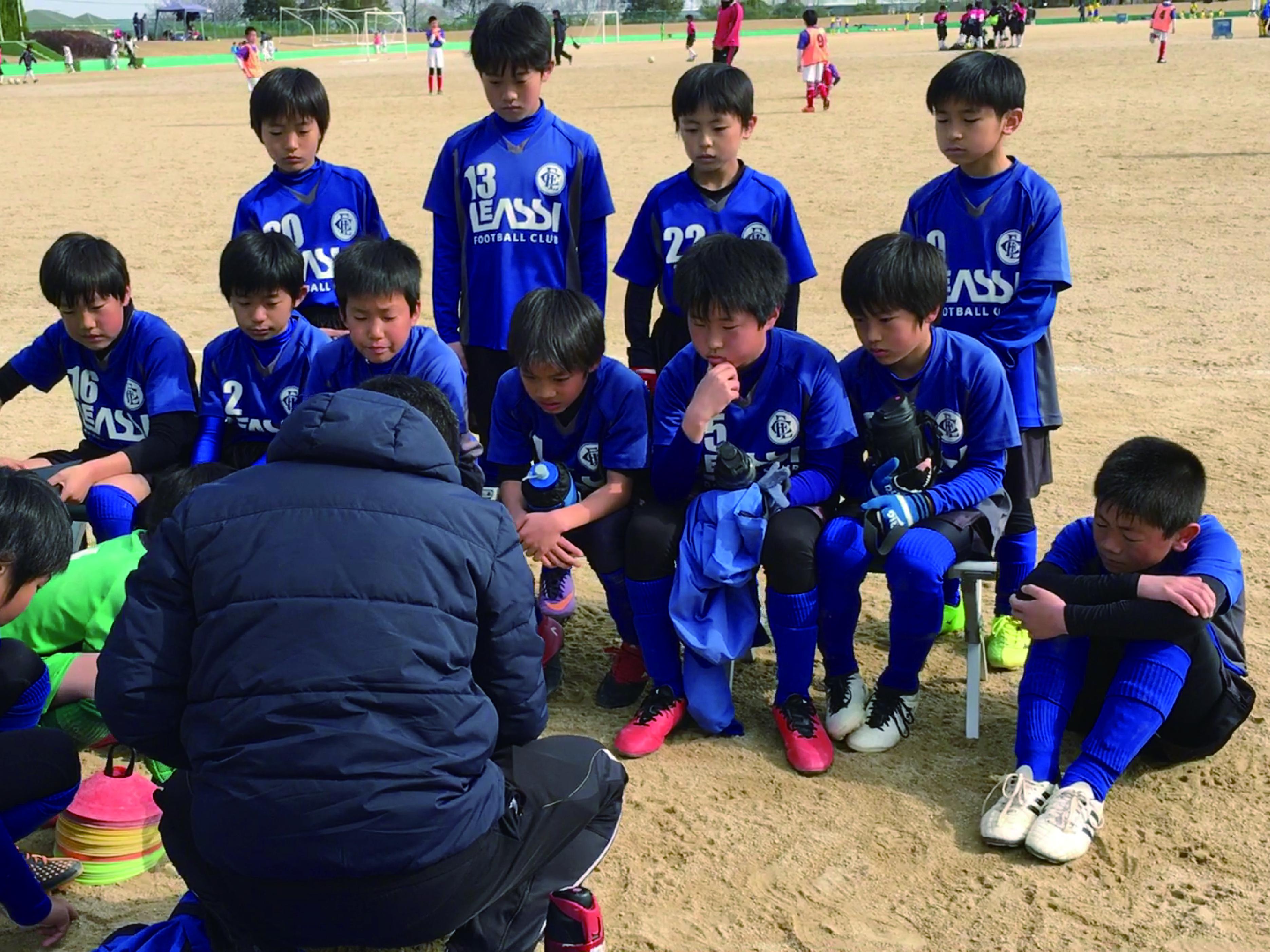 U-10(小学4年生)TRM 西南•田村•龍南 チャンピオンシップへ向けて