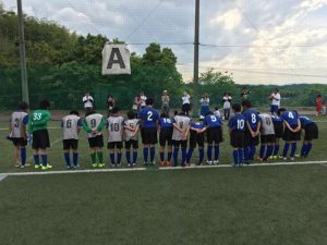 U-11(小学5年生) US cupに参戦