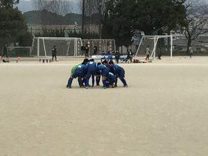 ジュニアユース 県リーグ 第5・6節 vs ヴィテス・FORTE 試合結果