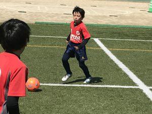 新U-11練習試合(太宰府梅林アスレチック公園)