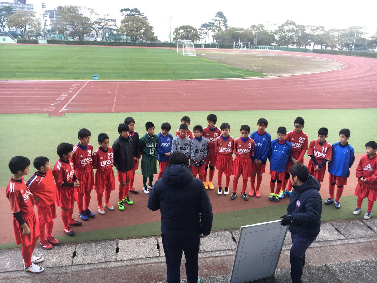 福岡県ユース(U-13)サッカーリーグ 組み合わせ決定 !