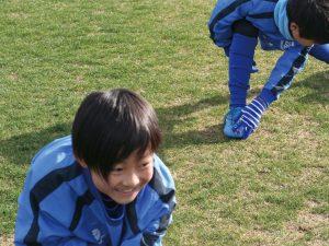 U-9(小学3年生以下)のリーグ戦が始まります!