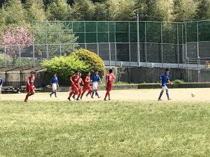 U-15クラブ選手権 決勝トーナメント進出!!!