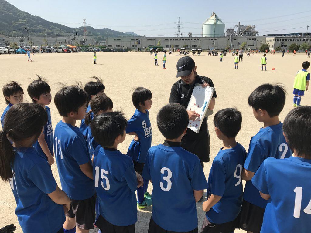 U-10(小学校4年生)佐賀県にて練習試合を行ってきました!
