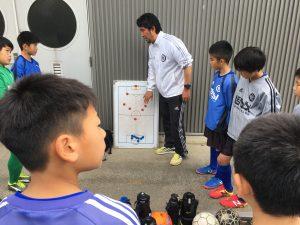 サッカーが上手くなるために 〜緊張感のある中で臆することなく「サッカー」をすること