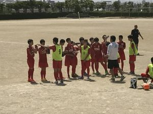 U-15 県リーグ 試合結果 vs 浅川中