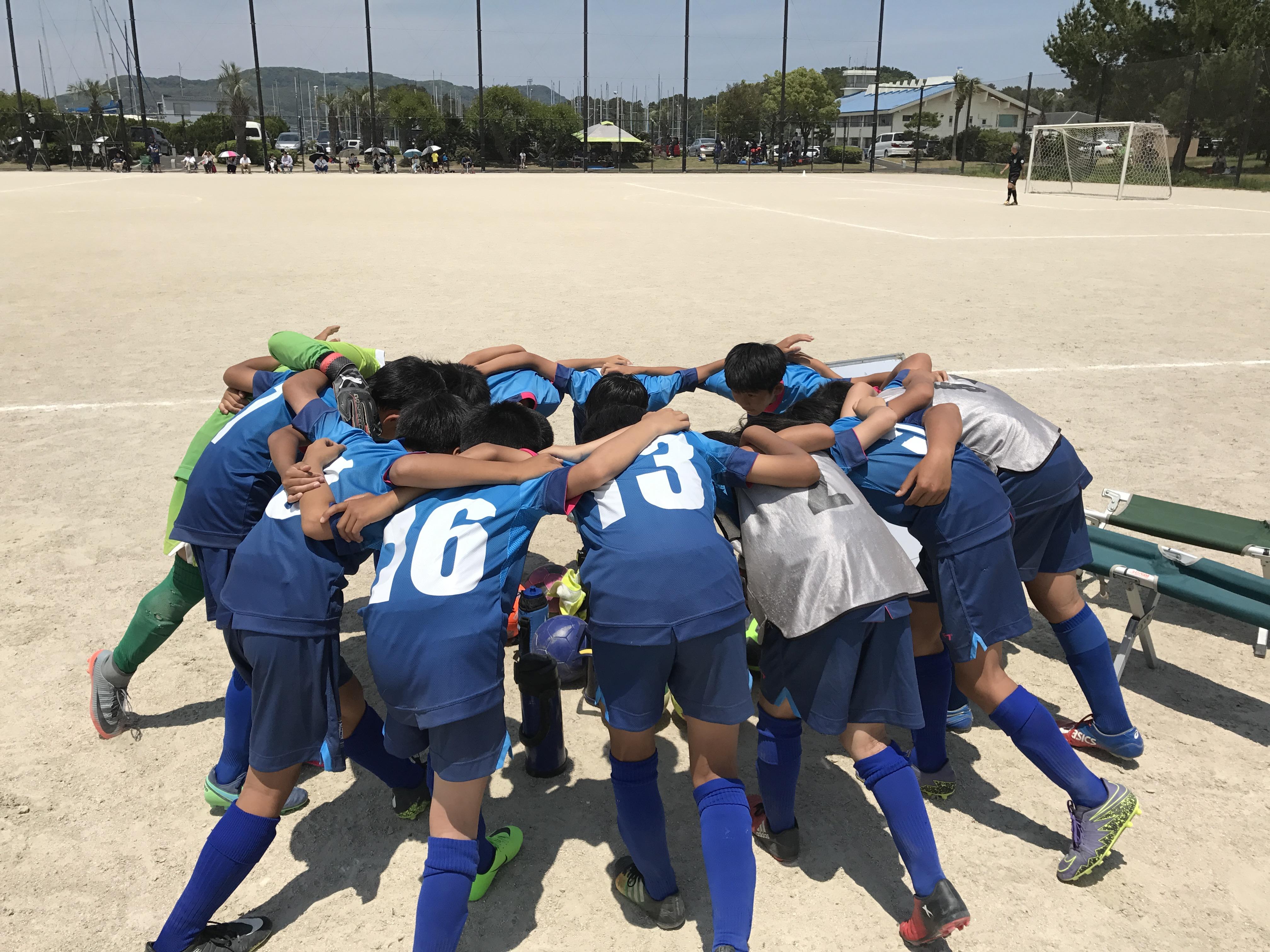 U-12 1st 福岡地区2部リーグ vs 那珂南・J-WIN 勝ちきれない試合が続く中で今日の結果は!?
