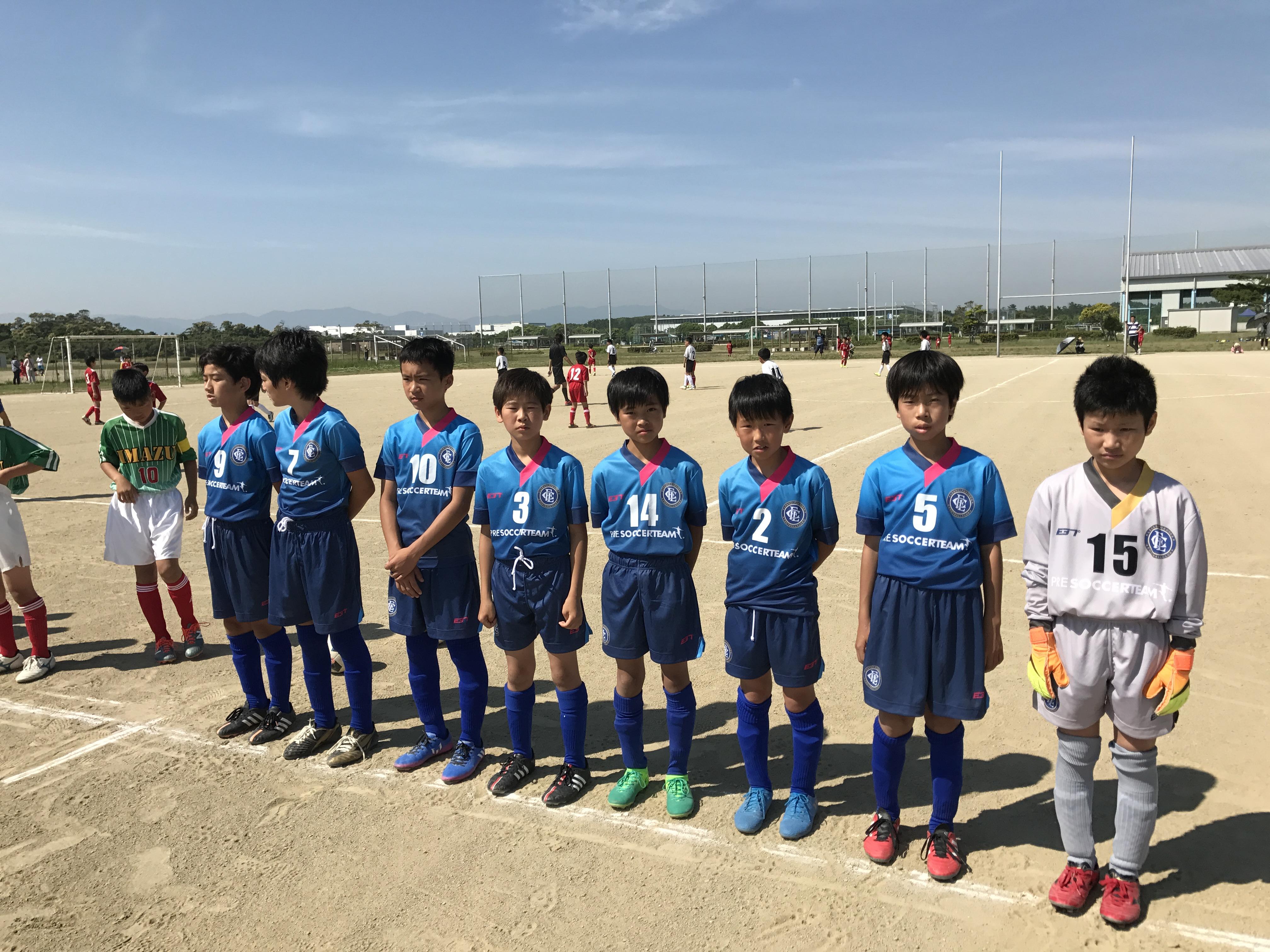 U-12 2ndチーム・アルバフットボールフェスタ-戦える選手とは-