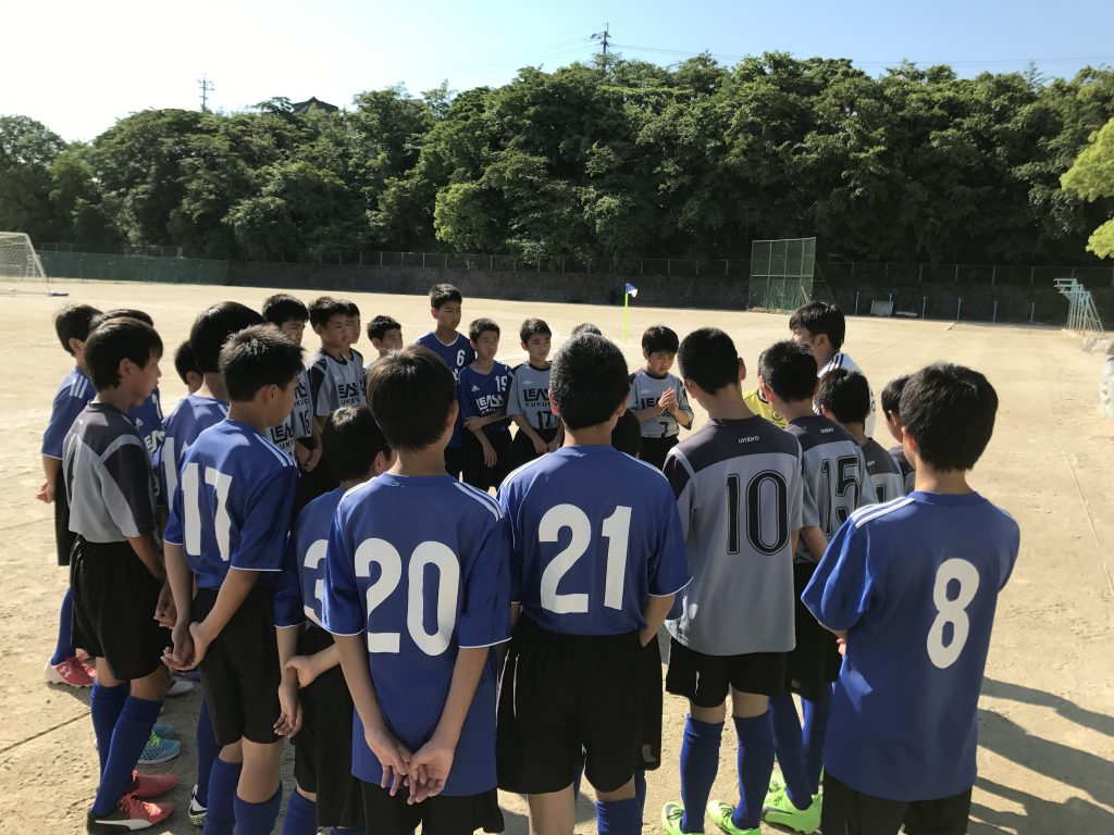 U-13TRM vs 平野中 U-13~15 フィジカル差をどうするか!?