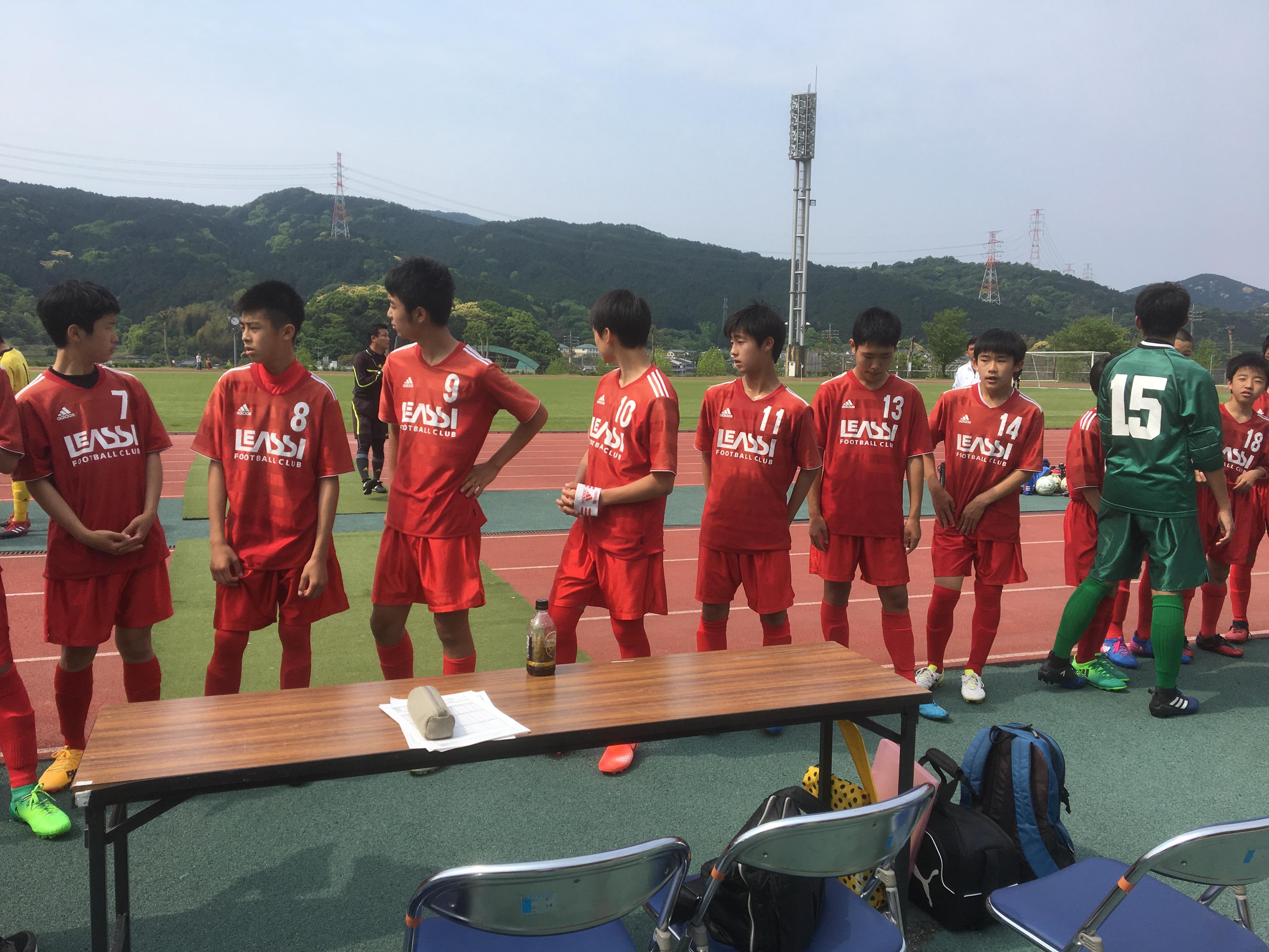 超速報!県クラブユース 福岡支部予選トーナメント1回戦