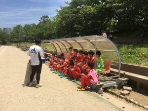 U-13 ヴィテス戦 劇的ゴール!福岡県ユースサッカーリーグ