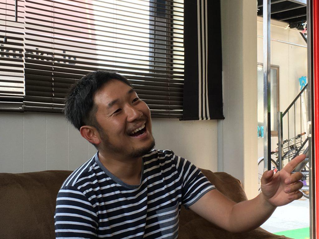 新企画!コーチインタビュー第1弾!! 黒沼コーチ編・前編