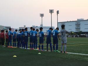 【U-15 福岡県クラブジュニアユースサッカートーナメント大会】組み合わせ決定!
