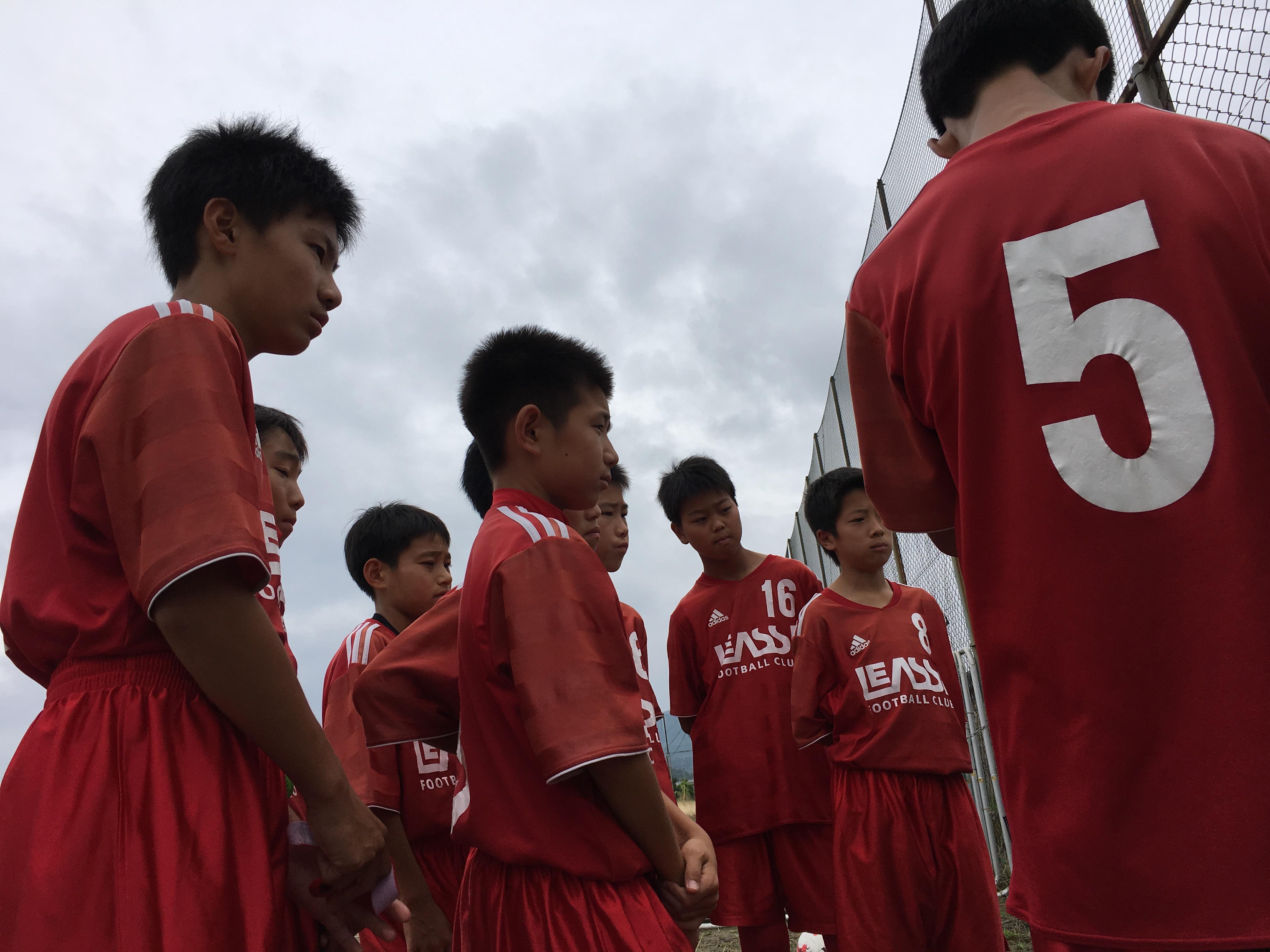 「大人のサッカー」について考察する