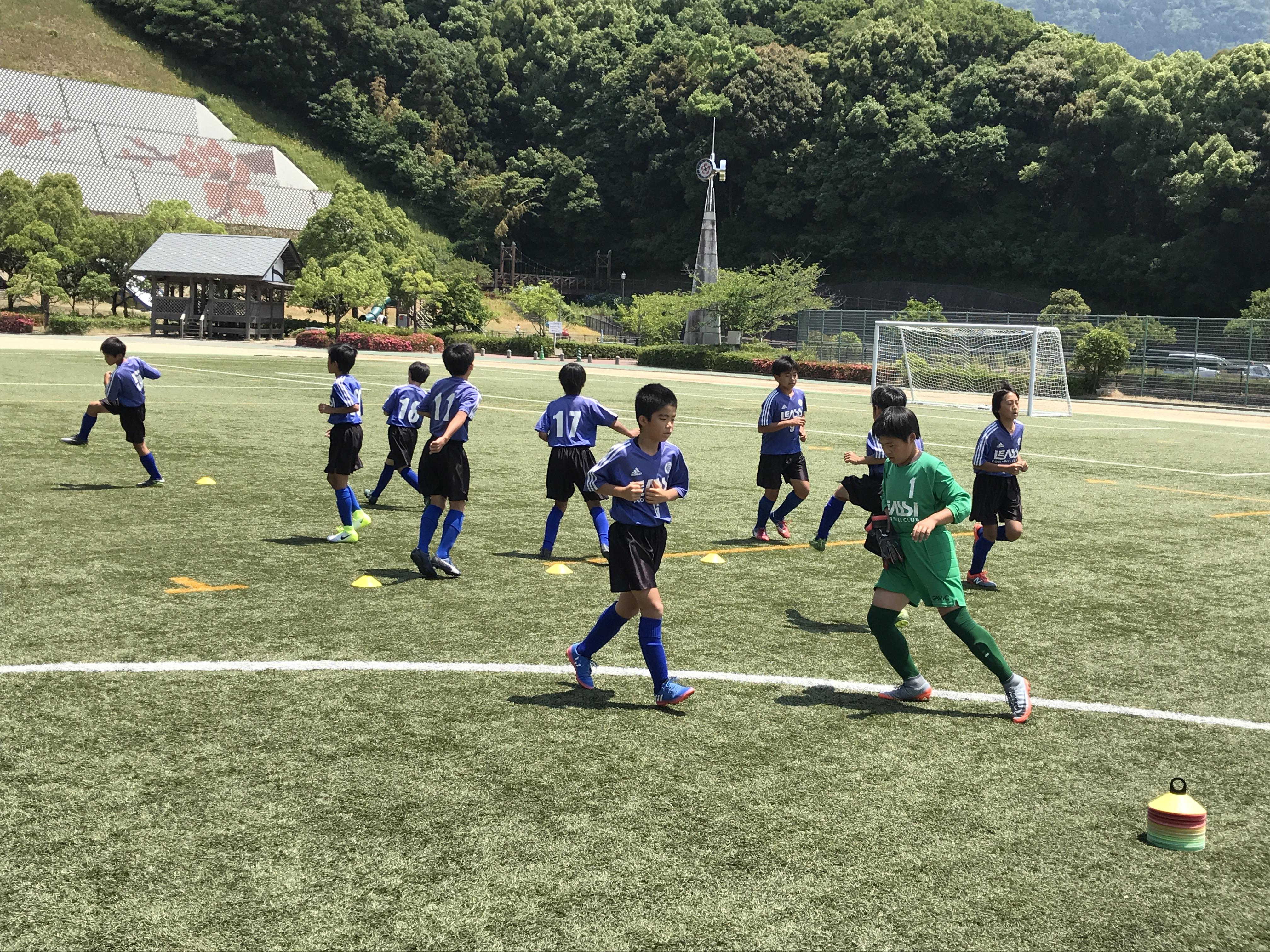 第5回玄海町旅館組合杯U-9サッカーフェスティバル2017