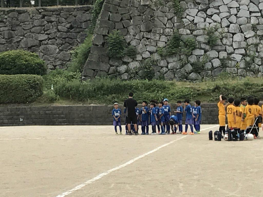 U-11 3rd 福岡地区 4部リーグ Eパート 第3.4節 vs 青葉・春住-初勝利なるか!?-