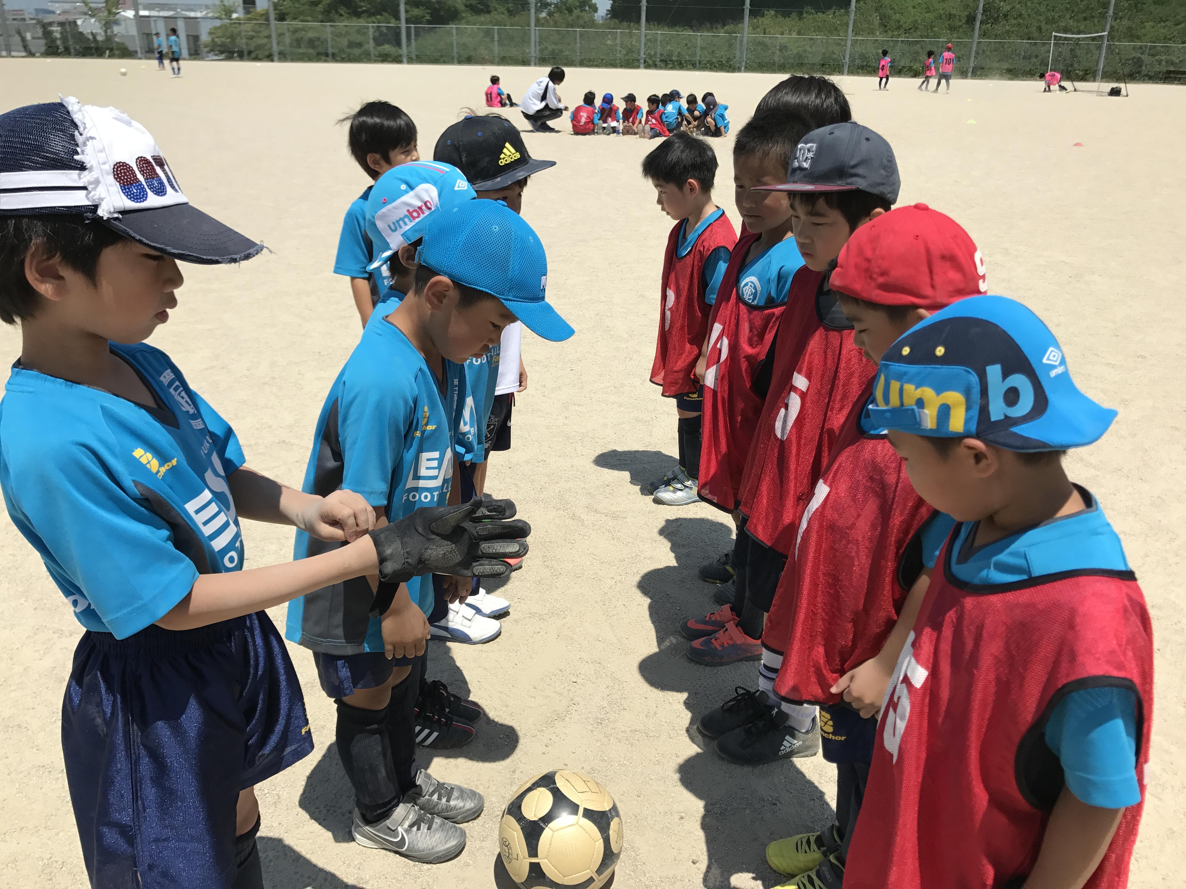 第3回 レアッシ福岡FC スクール対抗戦-接戦ばかりの熱い戦いでした-