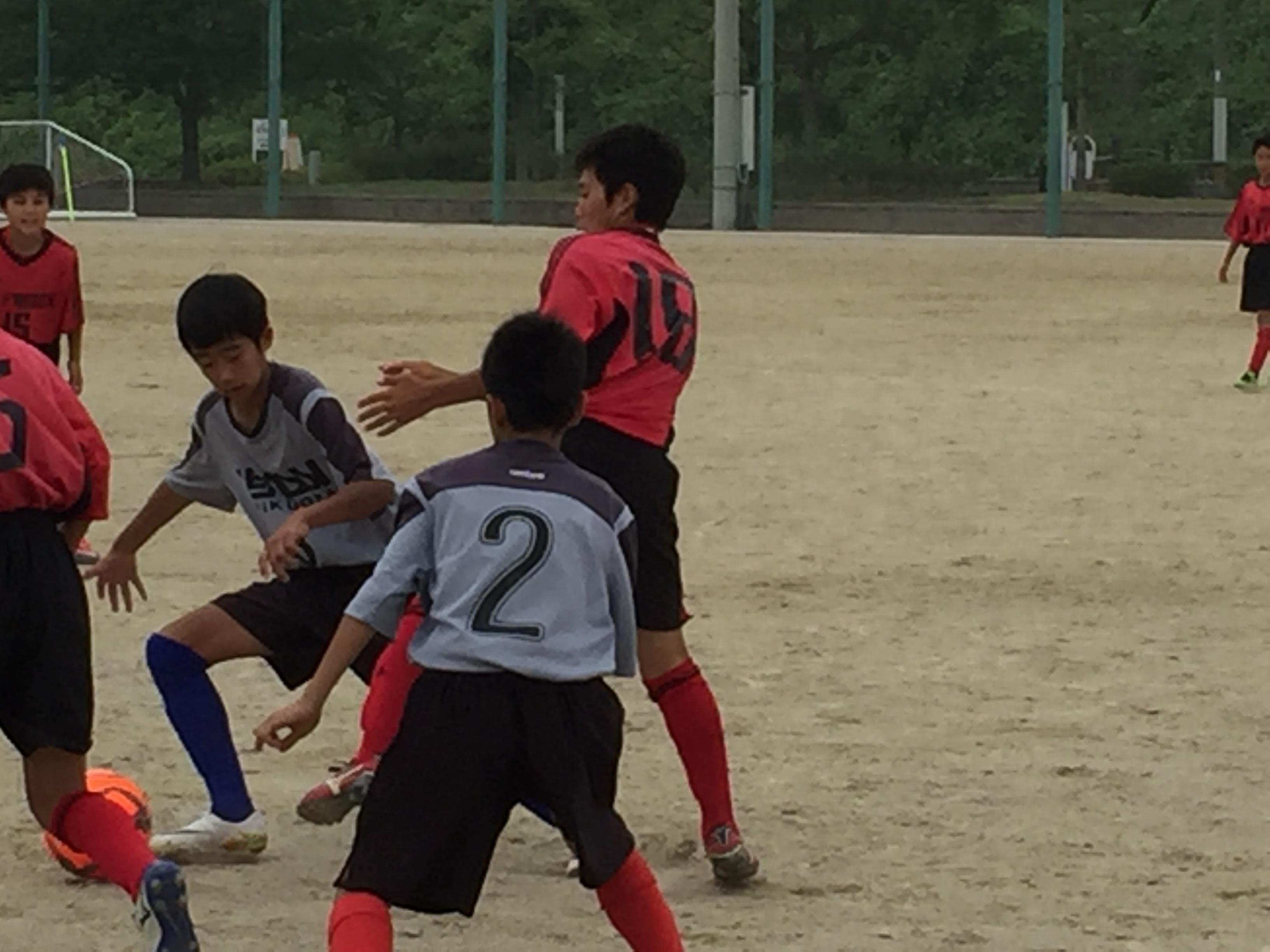 U-15 TRM vs PFTC 県リーグ2部所属 北九州フットボールセンター クラブユース結果速報
