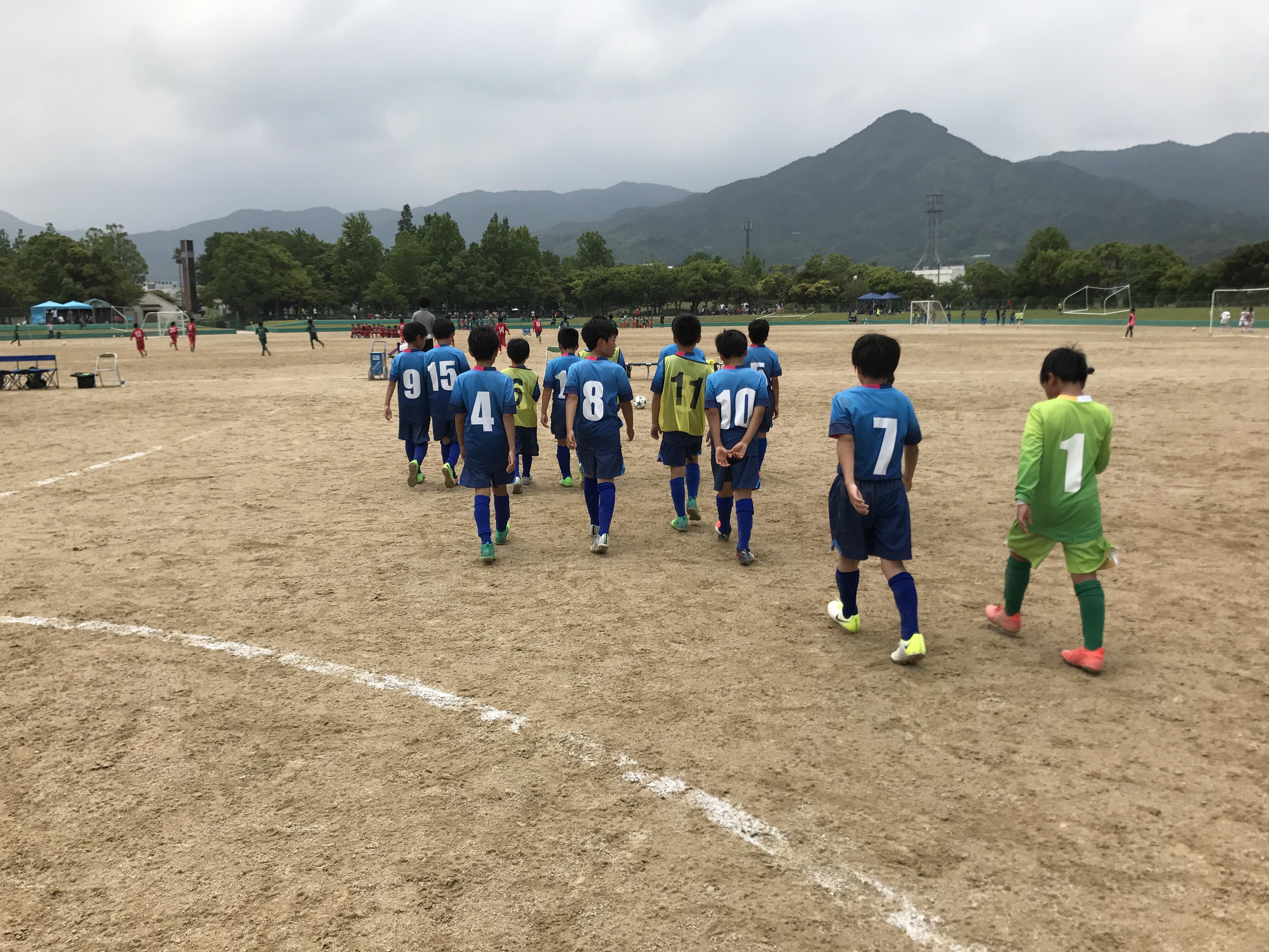 U-10 区内(南区)リーグ開幕について。1st・2ndチーム編成