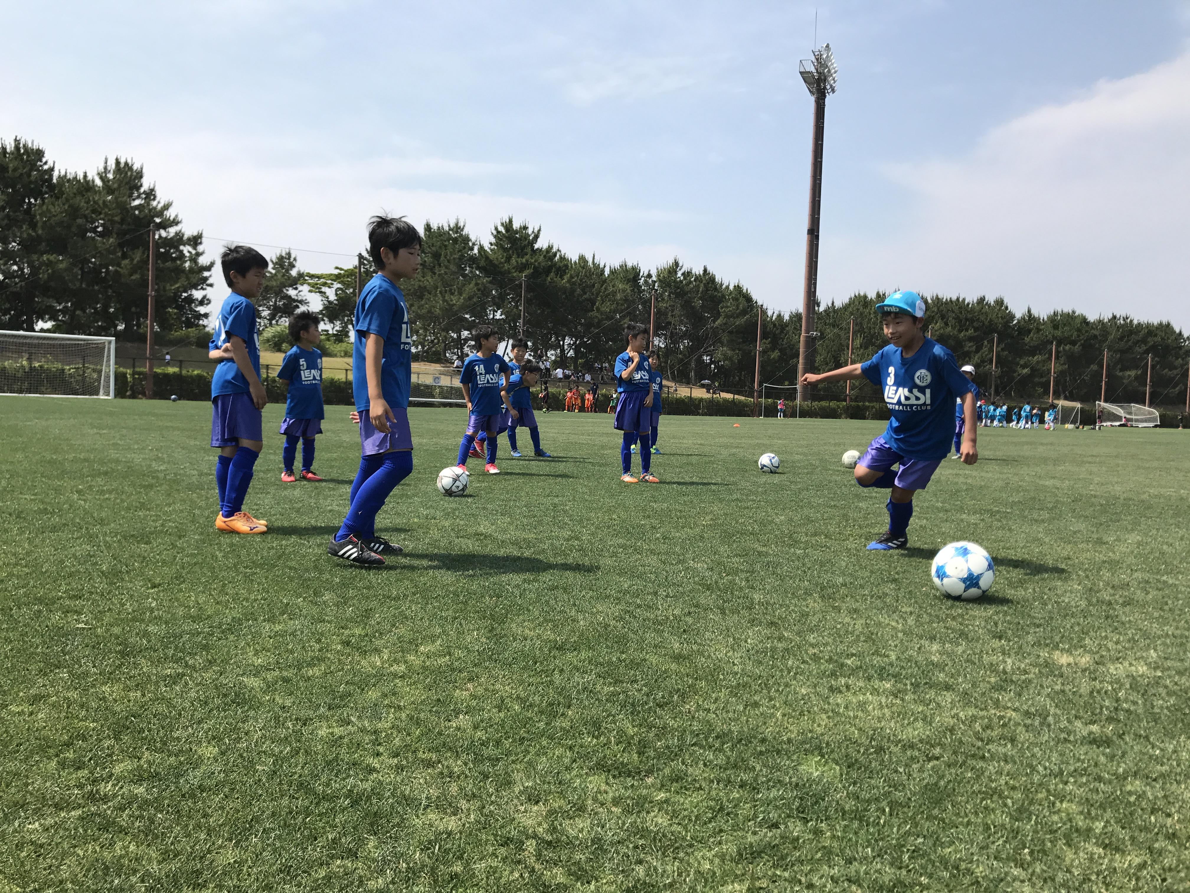 U15 県リーグ3部Bパート VS 田主丸中学校 上位に踏みとどまれるか!!?