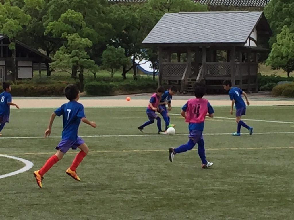 U15 県リーグ vs FUT6 上位対決を乗り越える事が出来るか