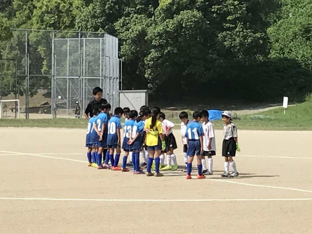 U10南区リーグ 1stチーム第3・4節試合結果!