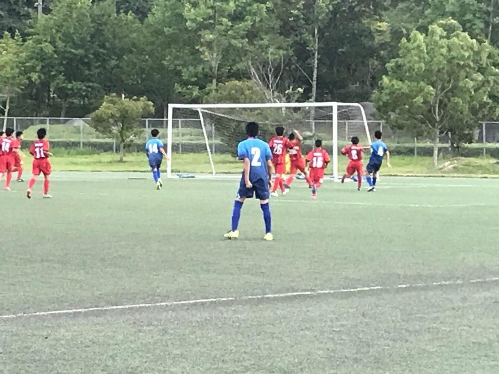 U15 県リーグ 残り5試合 もう勝ち点1も落とせない。