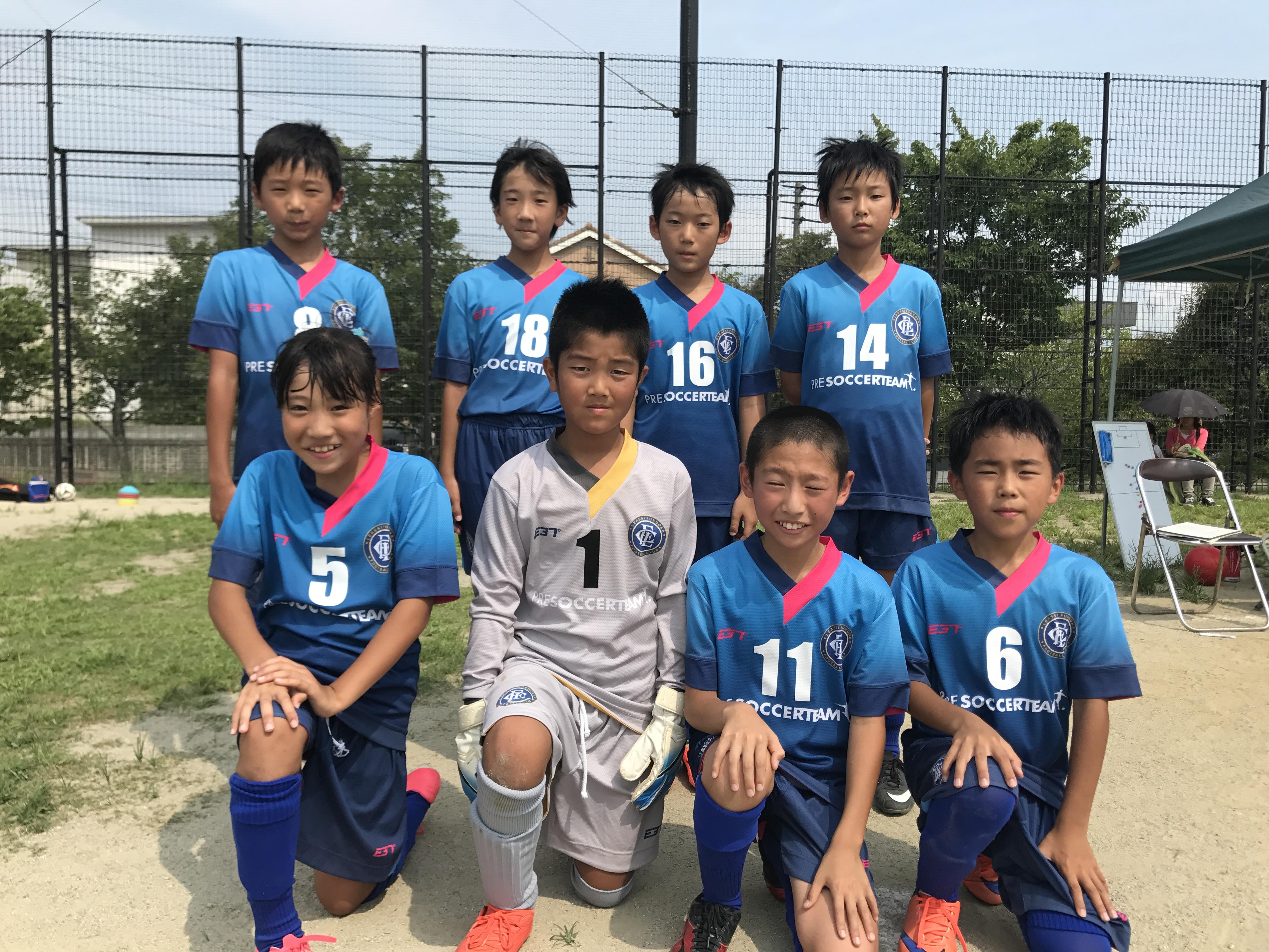 U-11 3rd リーグ戦・最終節 vs西南W