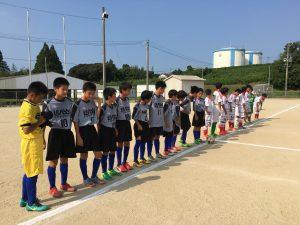 U-13 Rojo 後期リーグ第1節 vs エリア伊都