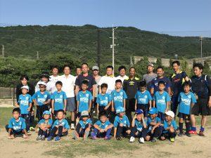 夏休みイベント・親子サッカー【フォトギャラリー】