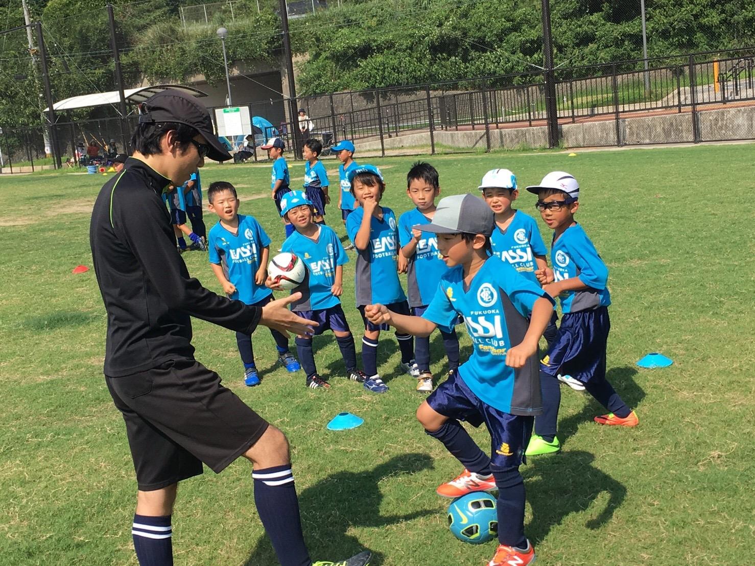 7/30(日)夏休みイベント・親子サッカー