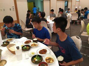 ジュニアユース大分遠征 U14チーム2日目試合結果
