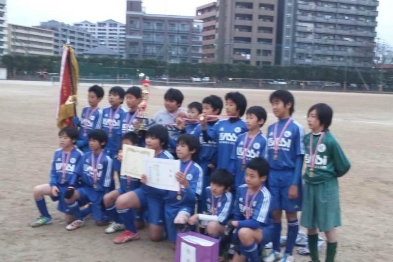 U-12 南区大会3連覇!!