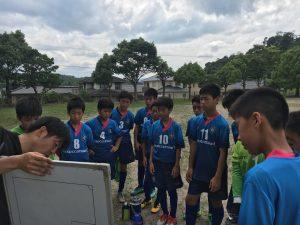 U-13県リーグRojoチーム試合結果! vs ファルファーラ・TRMヴィテス、フォルテ