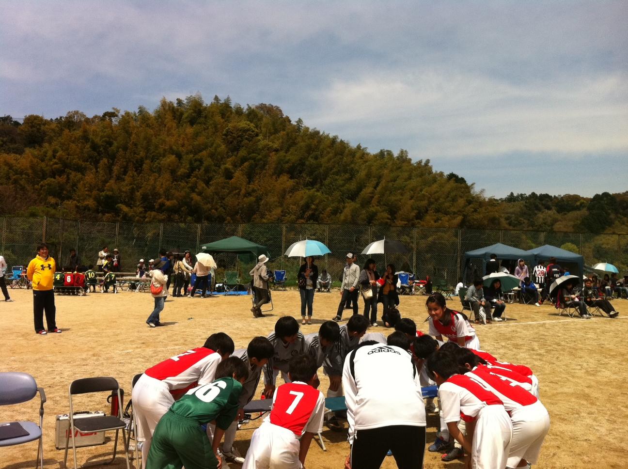 U-12 全日本福岡支部一次予選