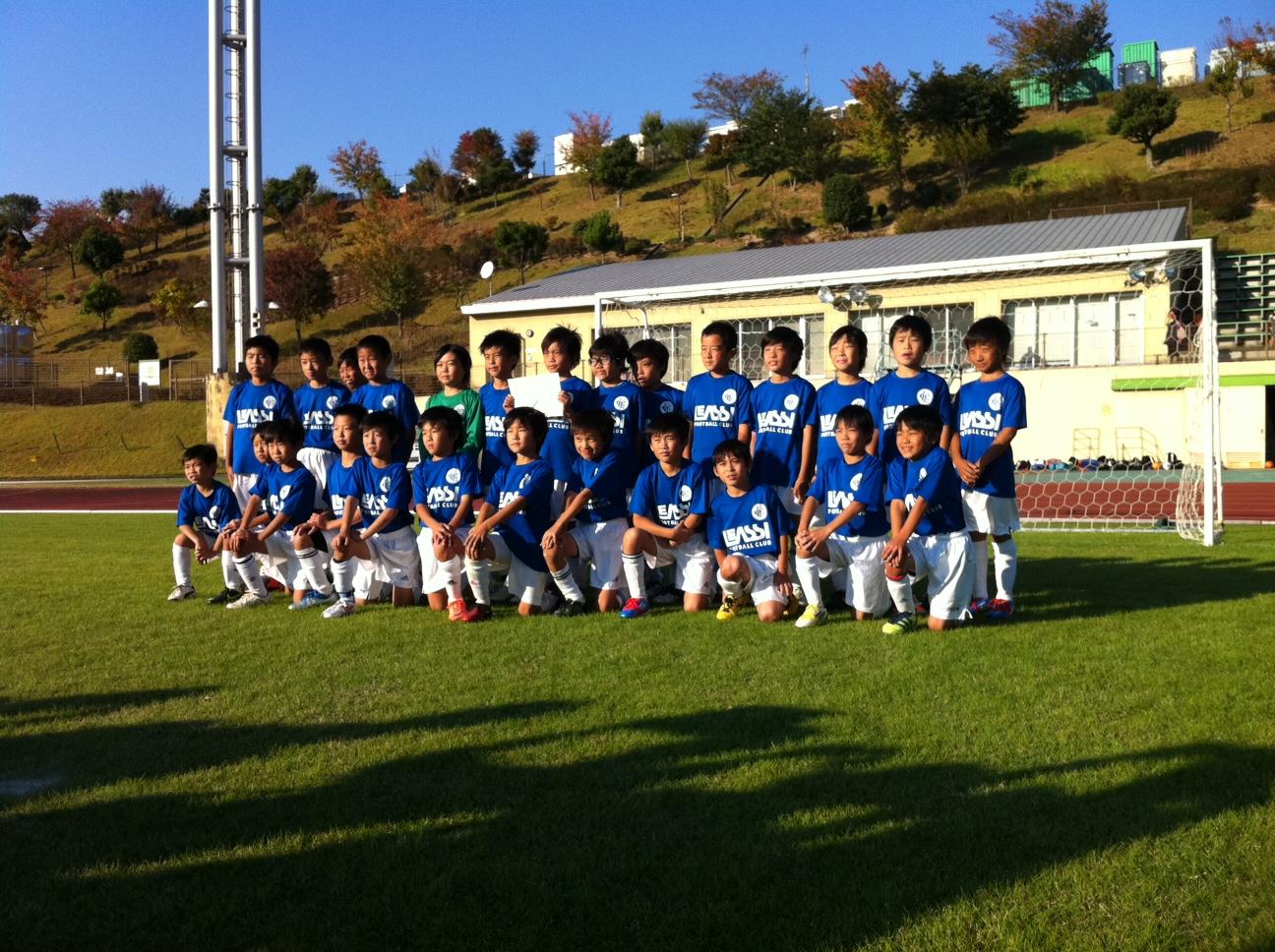 U-10(9) バビーフットボール2012