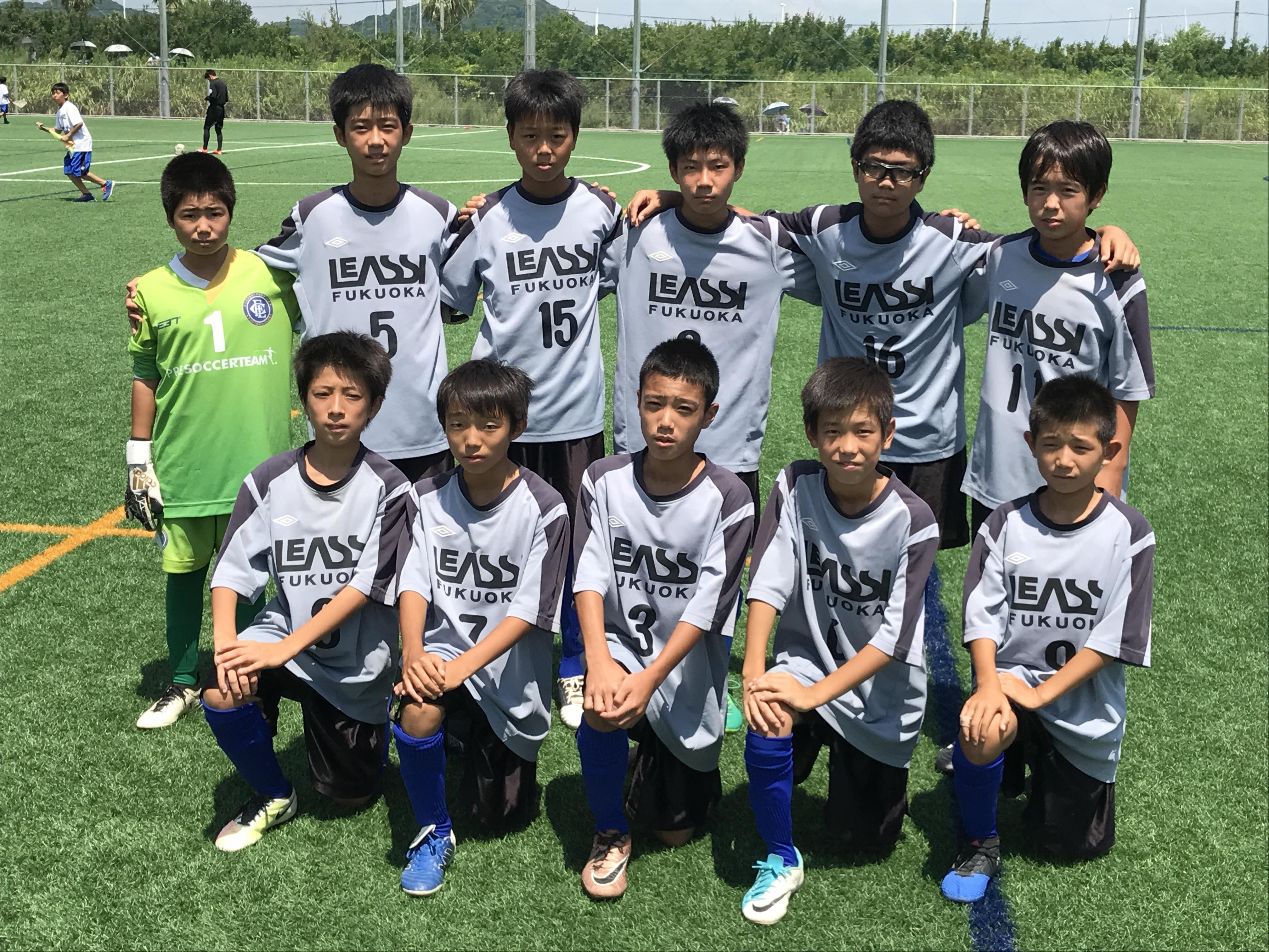 U13県リーグAzulチーム プロクラブのギラヴァンツと対戦!