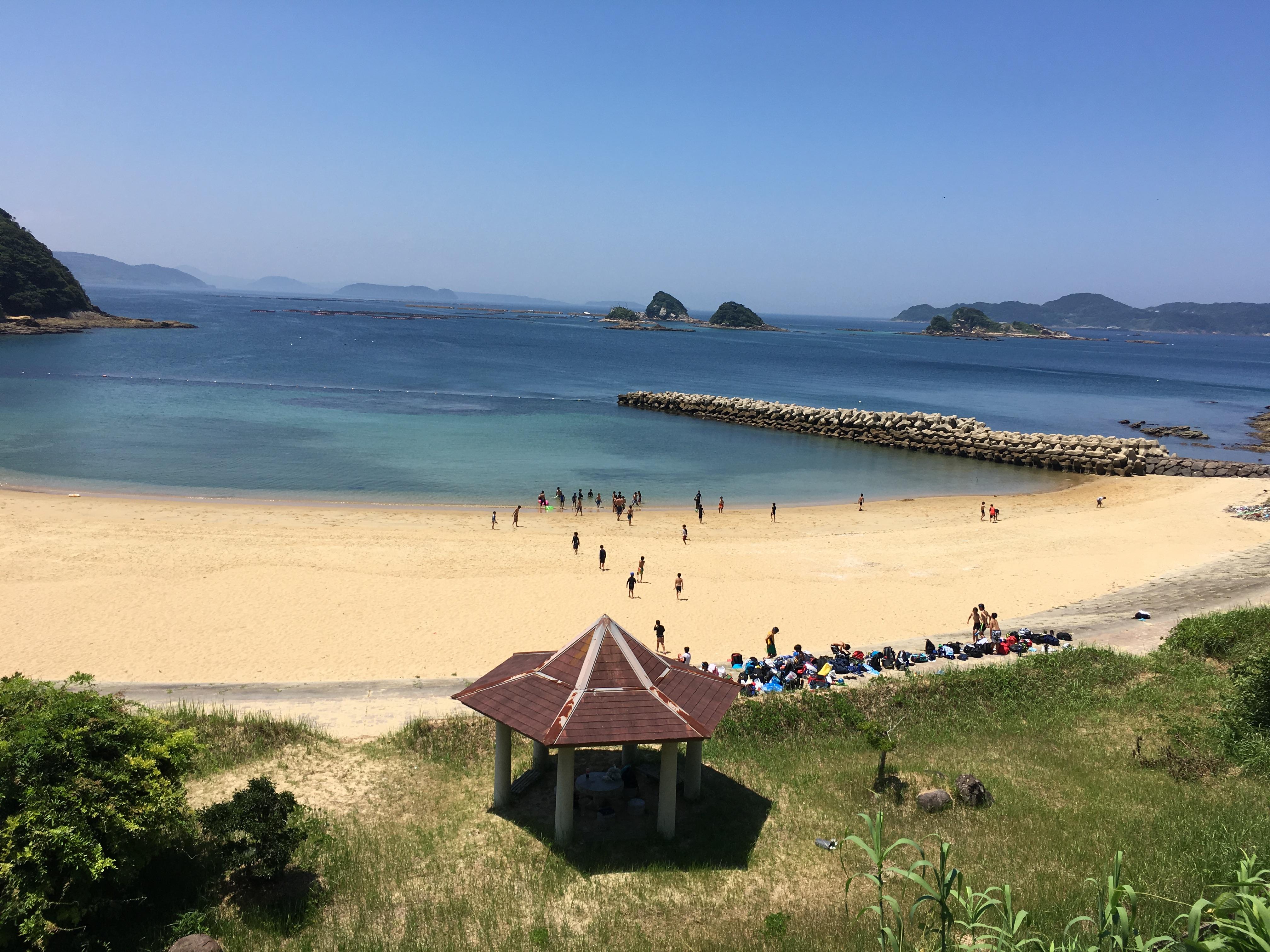 『恐怖の!?』夏合宿キャンプ(低・中学年編)1日目