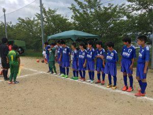 U-13県リーグ Rojo 4ヶ月の状況を確認