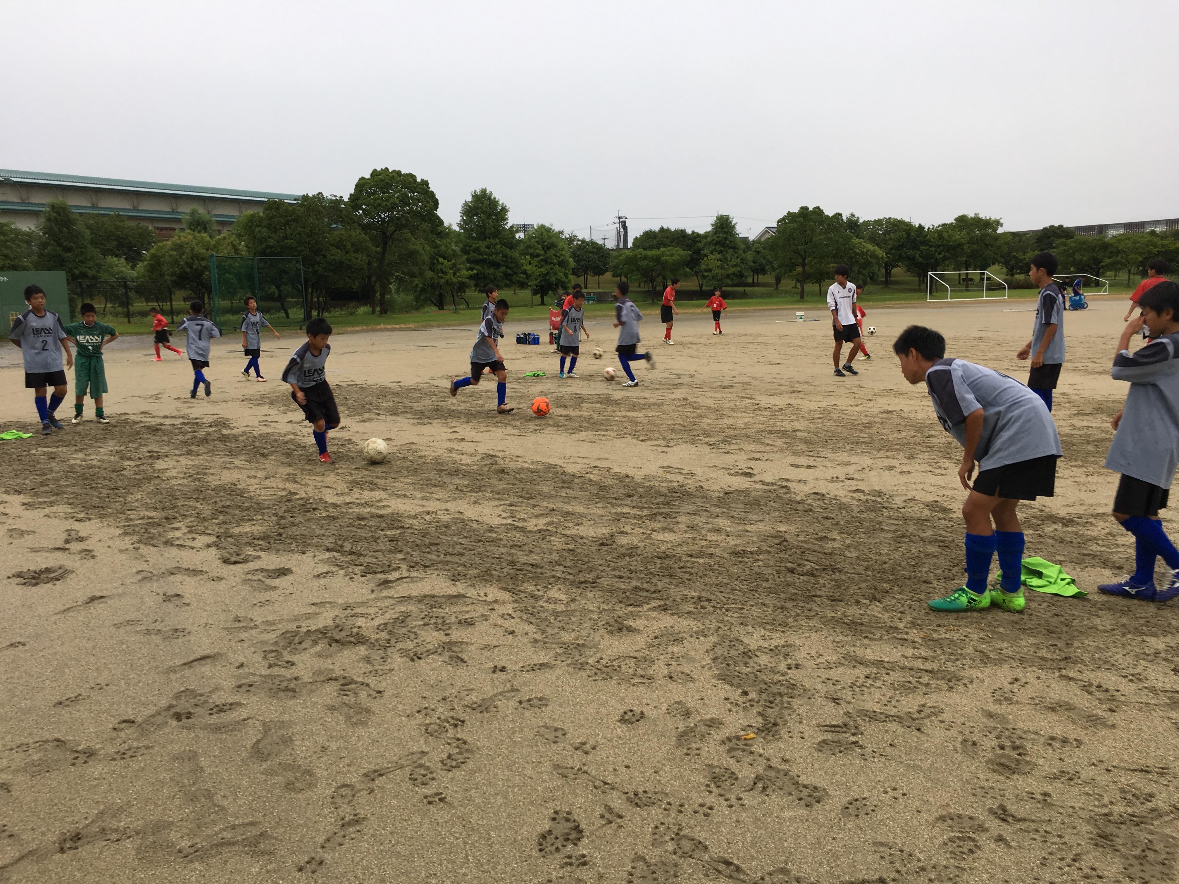 U-13 筑後FC Summer Festival2017 に参加!