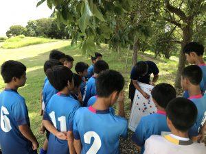 U13県リーグAzulチーム 戦える集団になるために
