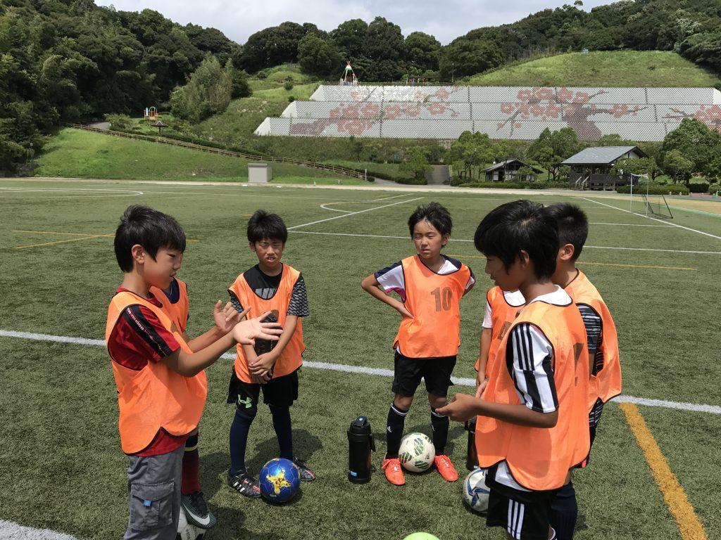 第2回ストリートサッカーを実施!