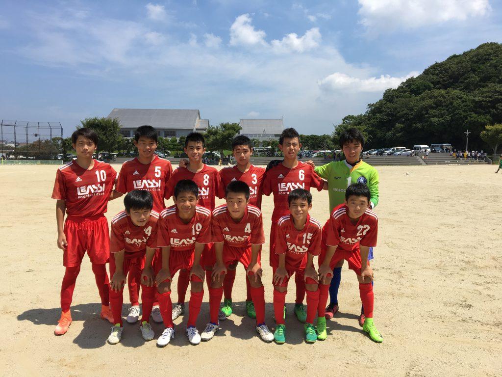 U15 県リーグも残り4節!!最後の仕上げです。