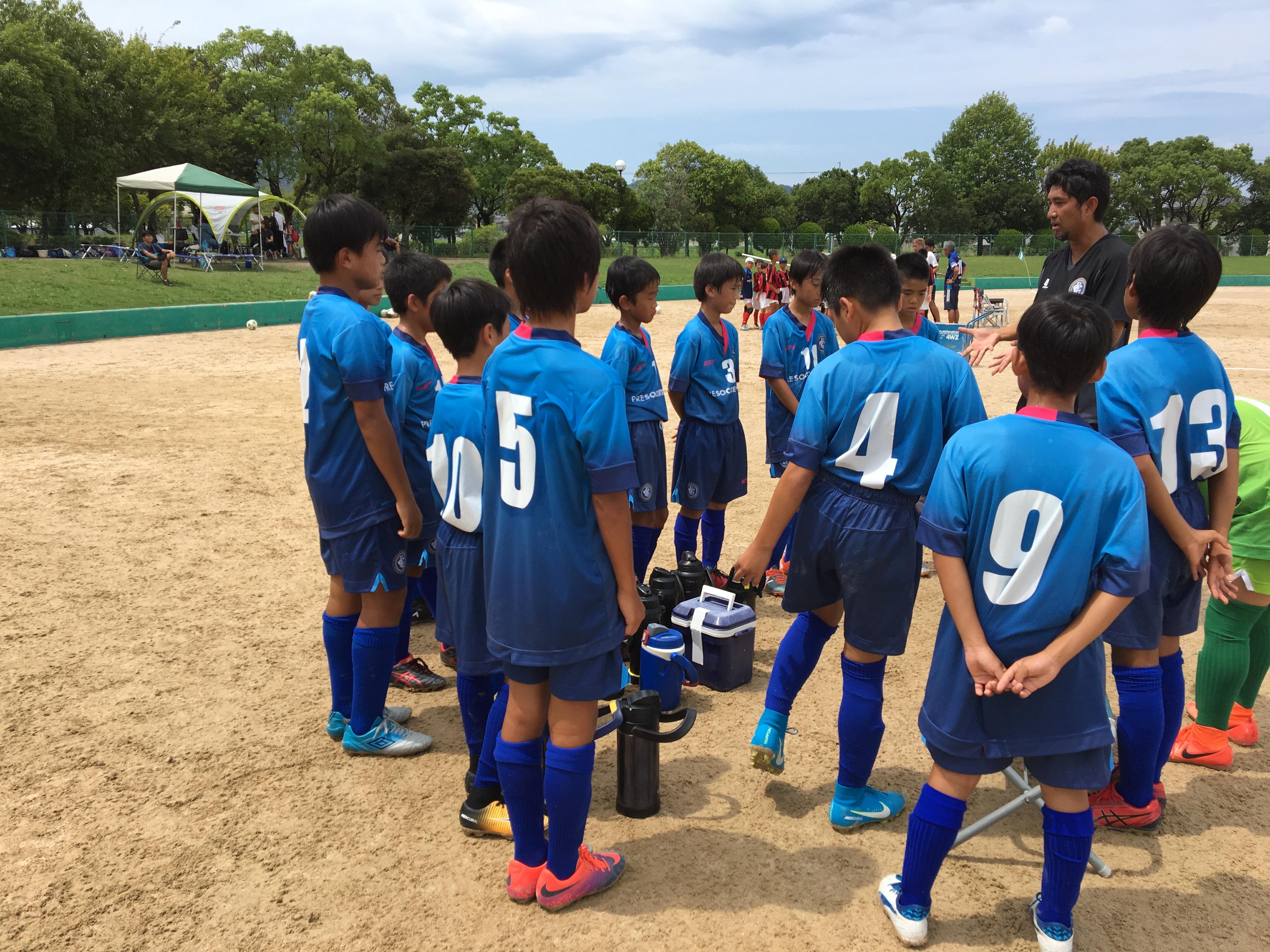 U12 1st 2部リーグ vs 那珂南 TRM vs 壱岐